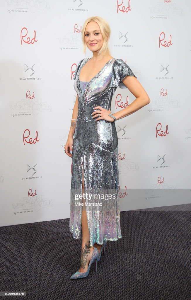 Fearne Cotton attends Red Magazineís 20th Birthday Party held at No 11 Carlton House Terrace on September 18, 2018 in London, England.