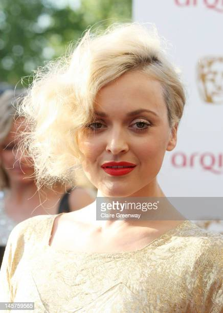 Fearne Cotton attends The Arqiva British Academy Television Awards 2012 at The Royal Festival Hall on May 27 2012 in London England
