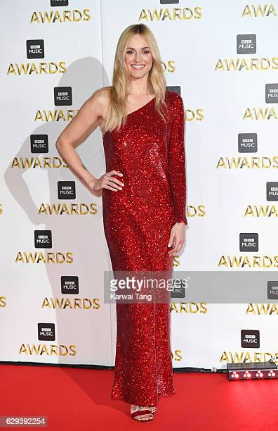 Fearne Cotton attends the BBC Music Awards at ExCel on December 12 2016 in London England