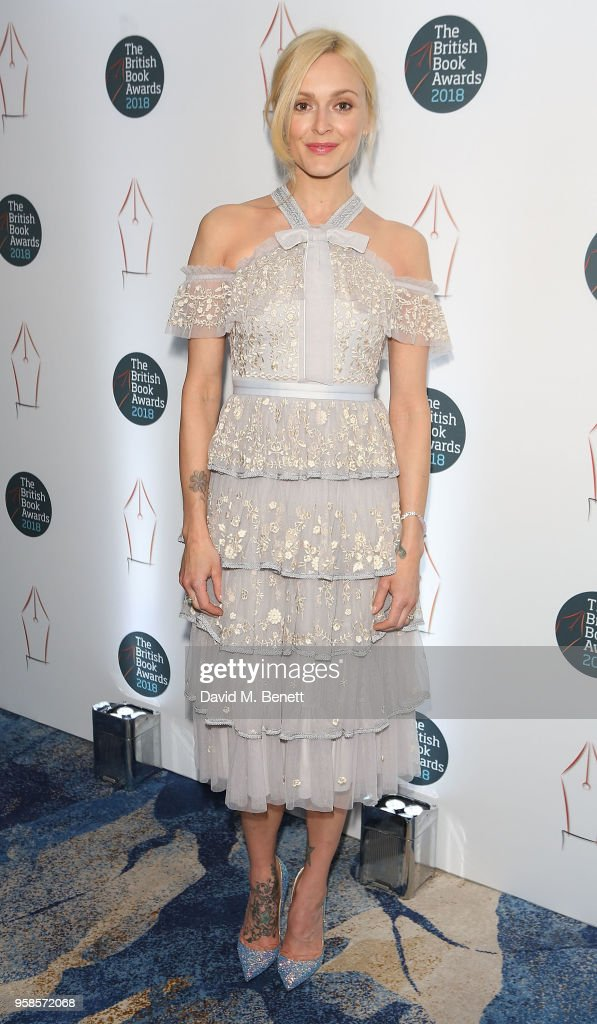 Fearne Cotton attends the British Book Awards 2018 at The Grosvenor House Hotel on May 14, 2018 in London, England.