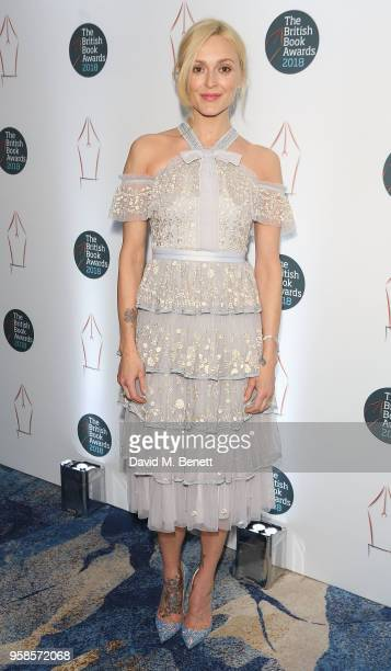 Fearne Cotton attends the British Book Awards 2018 at The Grosvenor House Hotel on May 14 2018 in London England