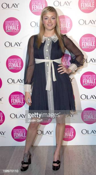 Fearne Cotton Attends The Cosmopolitan Fun Fearless Female Awards With Olay At London'S Bloomsbury Ballroom