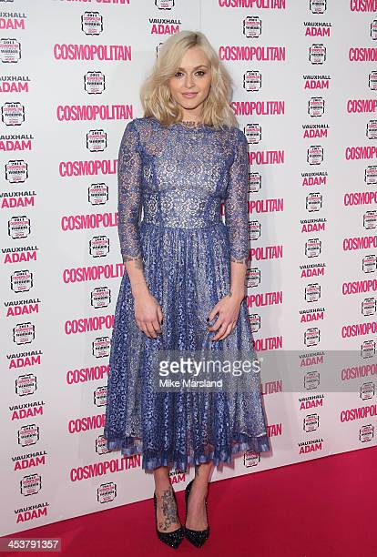 Fearne Cotton attends the Cosmopolitan Ultimate Women of the Year Awards at Victoria Albert Museum on December 5 2013 in London England