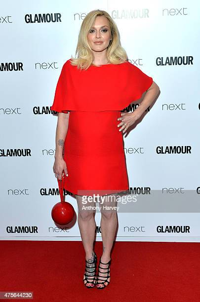 Fearne Cotton attends the Glamour Women Of The Year Awards at Berkeley Square Gardens on June 2 2015 in London England