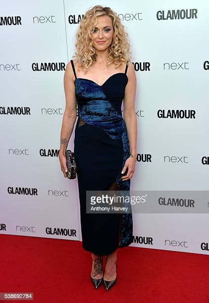 Fearne Cotton attends the Glamour Women Of The Year Awards at Berkeley Square Gardens on June 7 2016 in London England