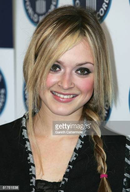 Fearne Cotton attends the Guinness World Records 50th Anniversary Party at the Royal Opera House on November 16 2004 in London The 2005 or 50th...