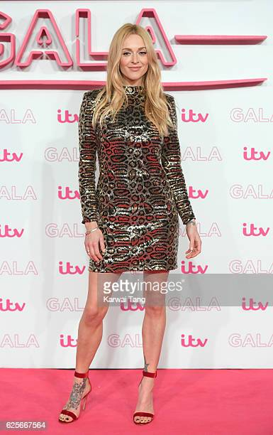 Fearne Cotton attends the ITV Gala at London Palladium on November 24 2016 in London England