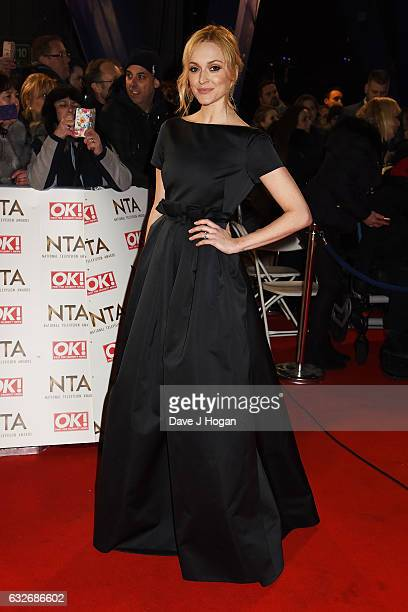 Fearne Cotton attends the National Television Awards at Cineworld 02 Arena on January 25 2017 in London England