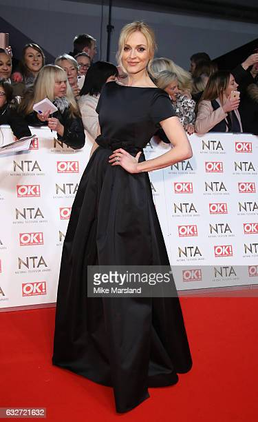 Fearne Cotton attends the National Television Awards at The O2 Arena on January 25 2017 in London England