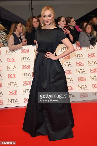 Fearne Cotton attends the National Television Awards on January 25 2017 in London United Kingdom