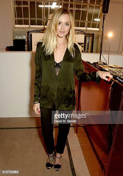 Fearne Cotton attends the Royal Academy Schools annual dinner and auction 2016 at the Royal Academy of Arts on March 15 2016 in London England