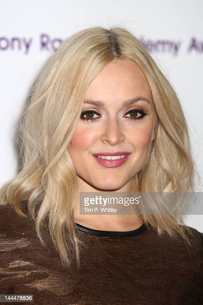 Fearne Cotton attends the Sony Radio Adacemy Awards 2012 recognising national and regional radio stations at Grosvenor House on May 14 2012 in London...