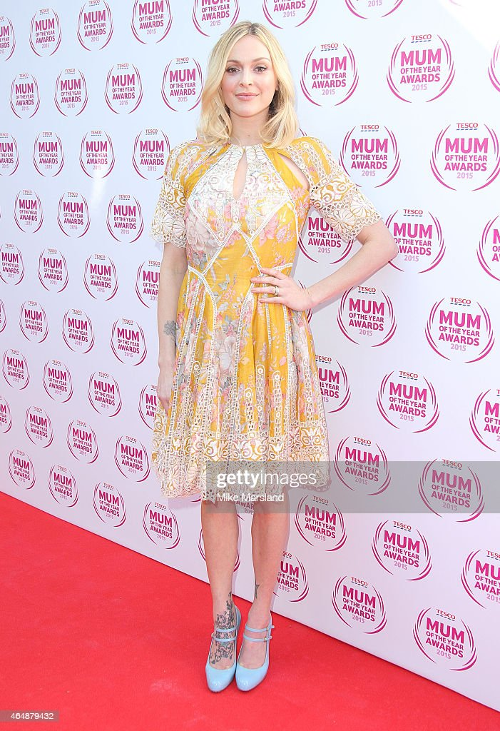 Fearne Cotton attends the Tesco Mum of the Year Awards at The Savoy Hotel on March 1, 2015 in London, England.