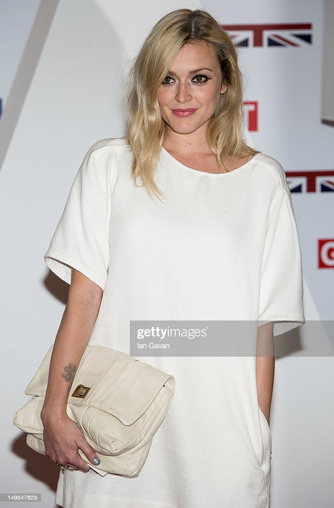 Fearne Cotton attends the UK's Creative Industries Reception at the Royal Academy of Arts on July 30, 2012 in London, England.