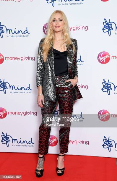 Fearne Cotton attends the Virgin Money Giving Mind Media Awards 2018 at Queen Elizabeth Hall on November 29 2018 in London England