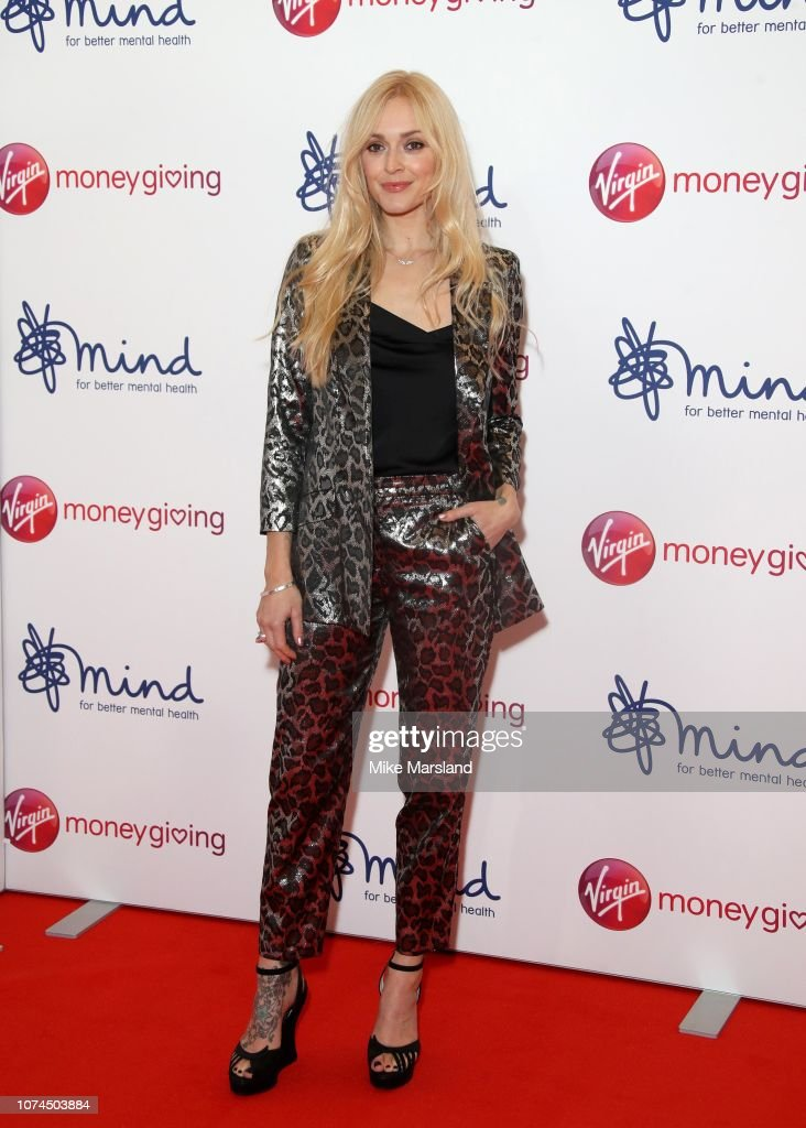 Virgin Money Giving Mind Media Awards 2018 - Red Carpet Arrivals : News Photo