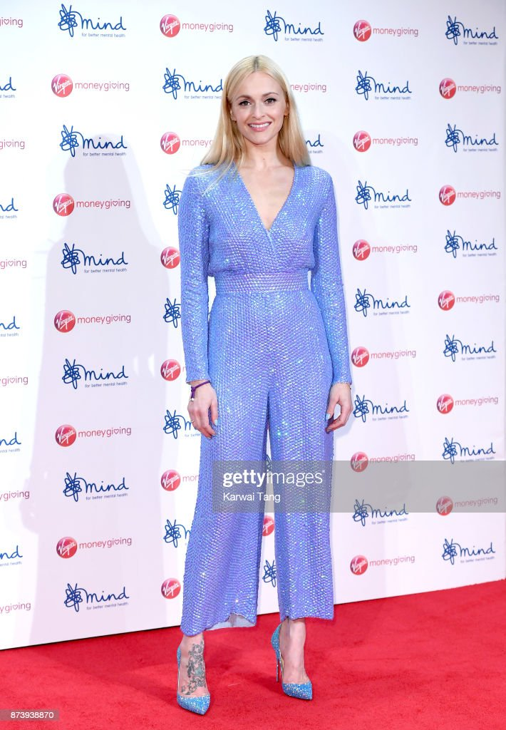 Fearne Cotton attends the Virgin Money Giving Mind Media Awards at Odeon Leicester Square on November 13, 2017 in London, England.