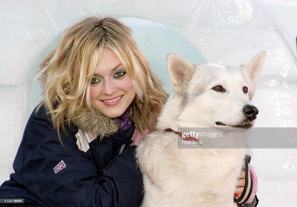 """Fearne Cotton Launches New CBBC Program """"Serious Arctic"""" - Photocall"""