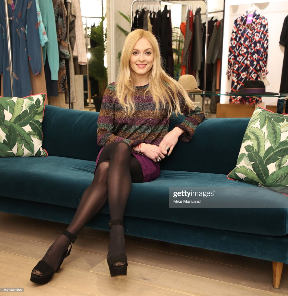 The Huffington Post UK and Fearne On Fashion Pop-Up Shop Launch