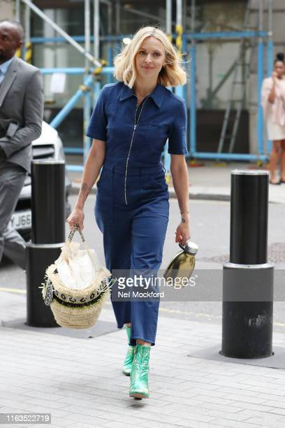 Fearne Cotton seen at BBC Radio 2 on July 22 2019 in London England