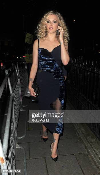 Fearne Cotton seen leaving Glamour Women Of The Year Awards held at Berkeley Square Gardens on June 08, 2016 in London, England.