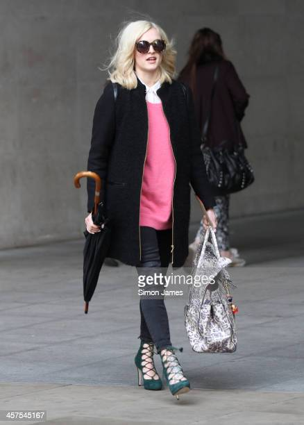 Fearne Cotton sighting on December 18 2013 in London England