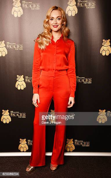 Fearne Cotton supports BBC Children in Need Rocks for Terry at Royal Albert Hall on November 1 2016 in London England