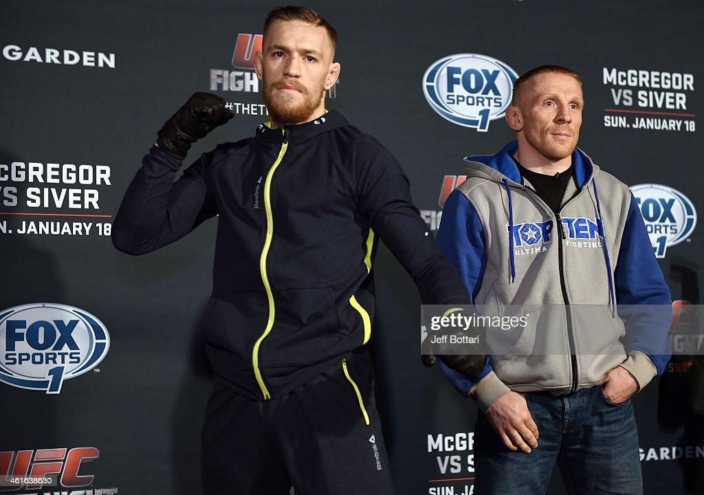 UFC Fight Night Ultimate Media Day : Nachrichtenfoto