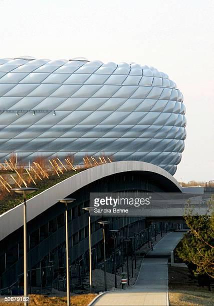 Feature Allianz Arena, Muenchen, 03.04.05