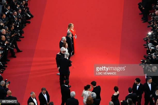Feature Film Jury Presidents French actress Catherine Deneuve, French-Polish director Roman Polanski, Australian director George Miller, French...