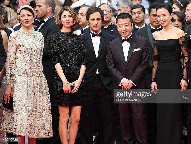 Feature films Jury members Iranian actress Leila Hatami US director Sofia Coppola Mexican actor and director Gael Garcia Bernal Chinese director Jia...