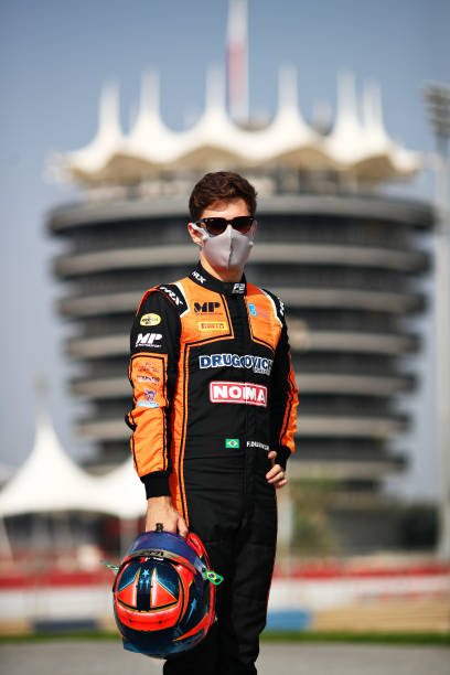 BHR: Formula 2 Championship - Round 12:Sakhir - Previews