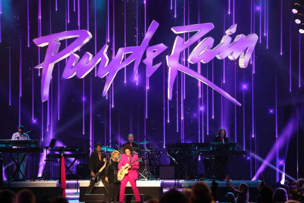 "CA: CBS's Coverage of ""Let's Go Crazy: The Grammy Salute to Prince"""