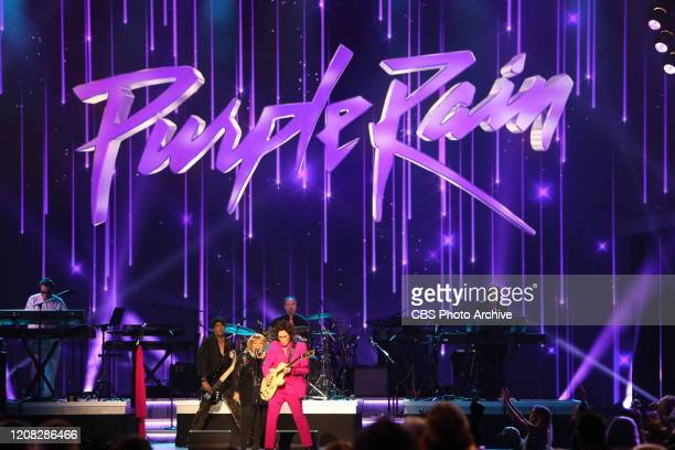 LET'S GO CRAZY THE GRAMMY¨ SALUTE TO PRINCE features a lineup of allstar artists paying tribute to Prince's unprecedented influence on music...