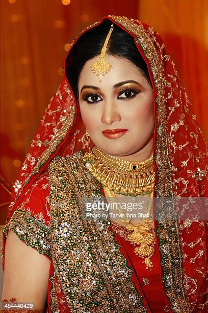 featuring anisa - bangladeshi bride stock photos and pictures
