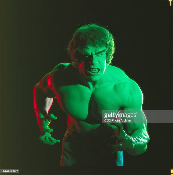 HULK featuring Lou Ferrigno as 'The Incredible Hulk'