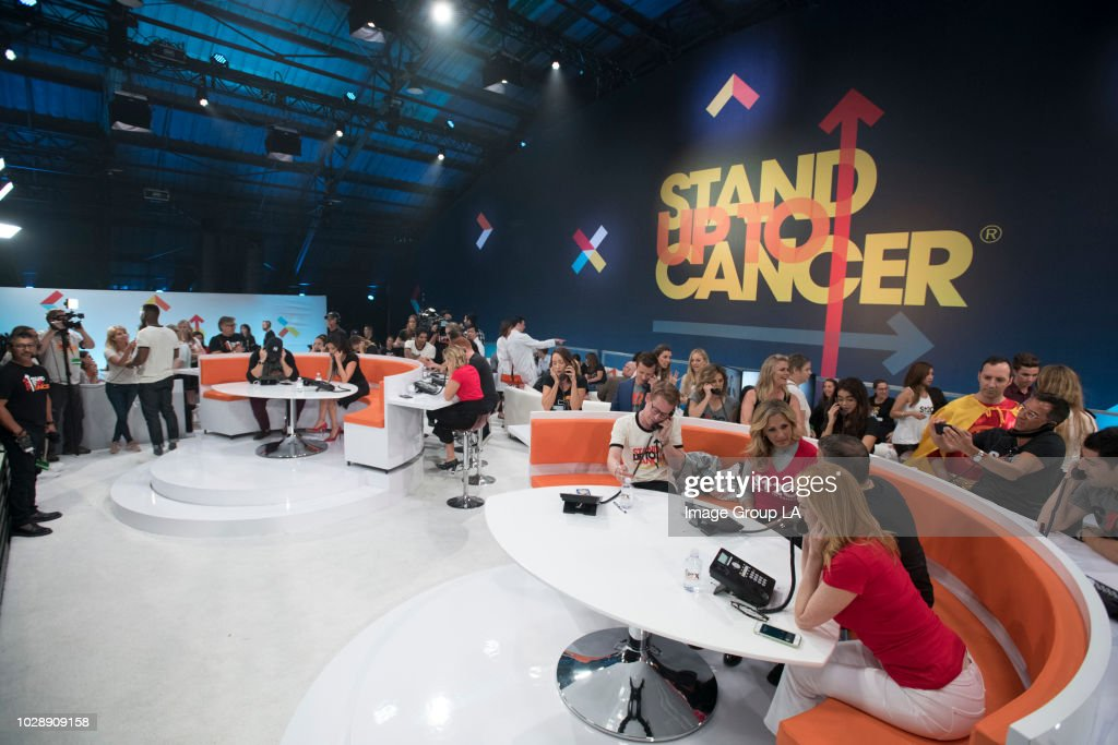 ABC's Stand Up To Cancer 2018 : News Photo