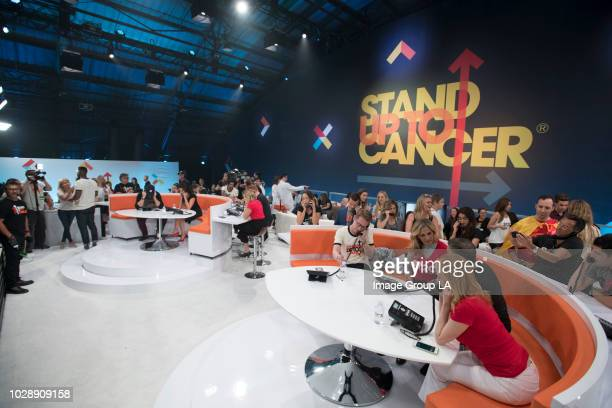 CANCER Featuring performances from top recording artists and celebrities from film television and sports STAND UP TO CANCER will appeal to the public...