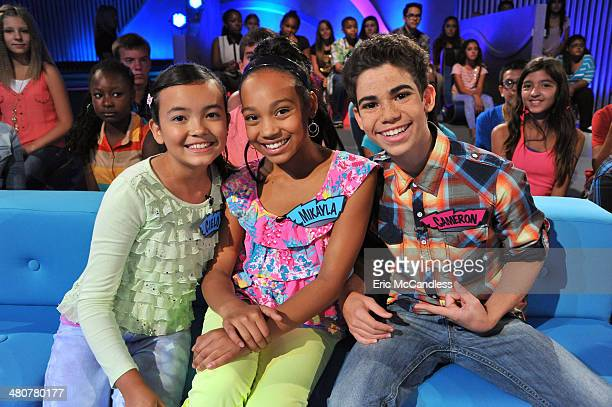 S WIN LOSE OR DRAW Featuring Peyton List Cameron Boyce Jessie stars Peyton List and Cameron Boyce team up with kid contestants to compete and win...