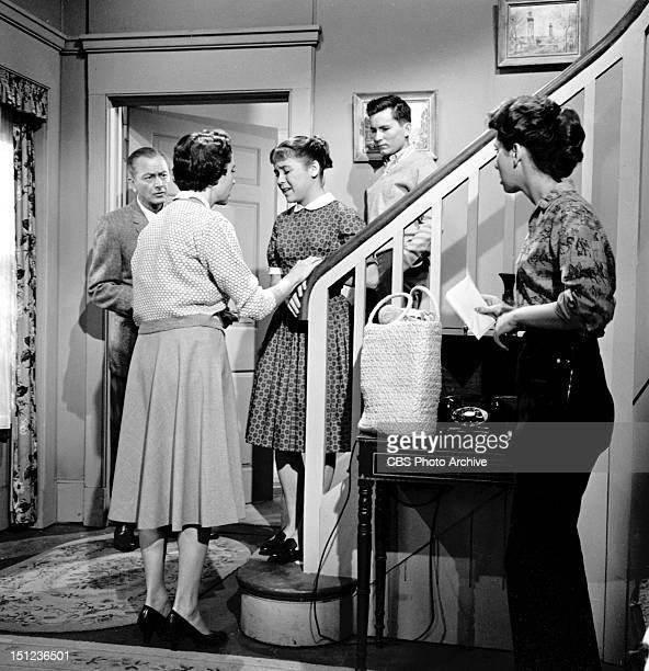 BEST featuring Robert Young Jane Wyatt Lauren Chapin Stephen Firstman and Elinor Donahue Episode 'Kathy's Big Deception' Image dated November 10 1959