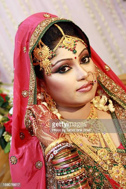 featuring sadia - indian bride stock photos and pictures