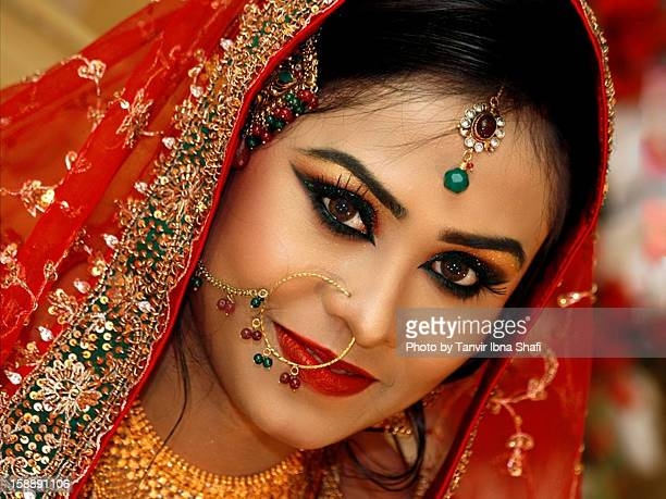 featuring sharina - bangladeshi bride stock photos and pictures