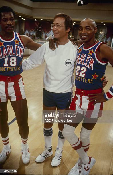BOAT Featuring the Harlem Globetrotters Aunt Emma I Love You/First Romance/Hoopla which aired on January 21 1984 JIMMY
