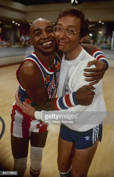 BOAT Featuring the Harlem Globetrotters Aunt Emma I Love You/First Romance/Hoopla which aired on January 21 1984 FRED
