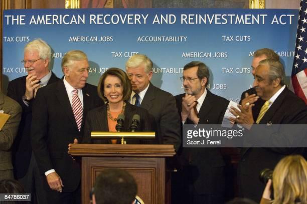 House Education Chairman George Miller DCalif House Majority Leader Steny Hoyer DMd House Speaker Nancy Pelosi DCalif House Democratic Caucus...