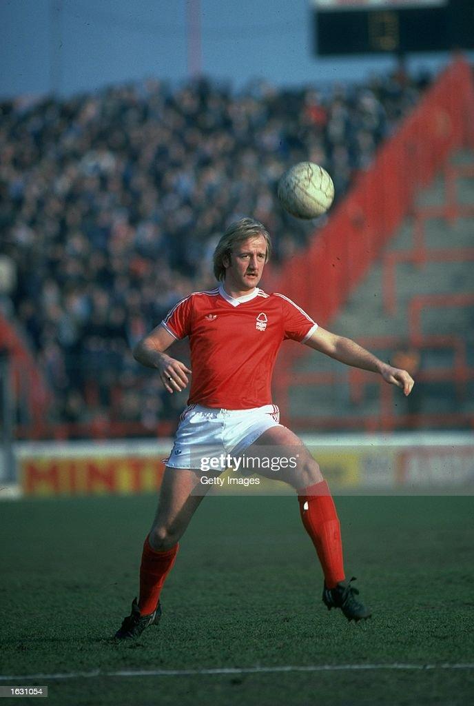 Kenny Burns of Nottingham Forest : News Photo