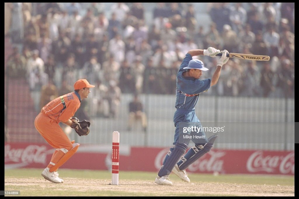 Graeme Hick during his century : News Photo