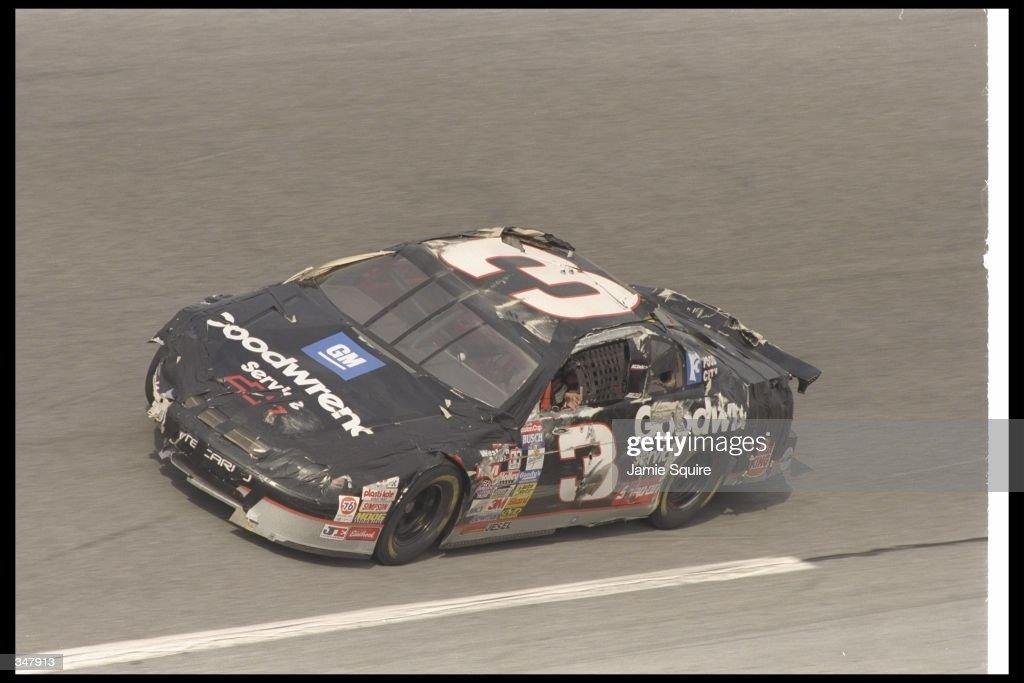 Daytona 500 Dale Earnhardt : News Photo