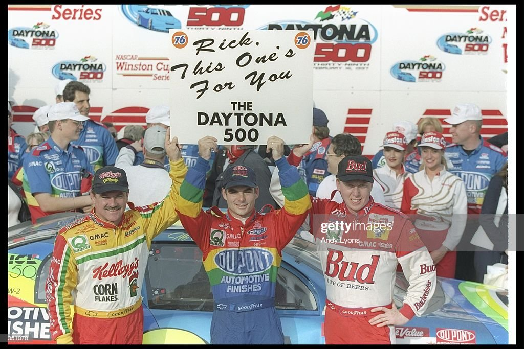 Daytona 500 : News Photo