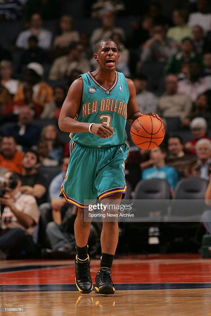NBA: Bobcats Beat Hornets 104-100 : News Photo